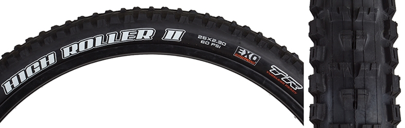 MAXXIS High Roller II DC/EXO/TR