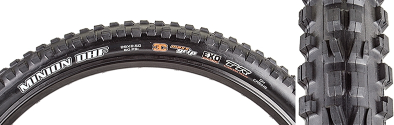 MAXXIS Minion DHF 3C/2PLY/TR