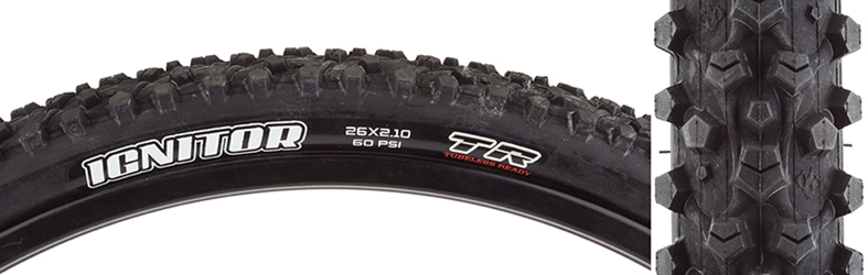 MAXXIS Ignitor SC/TR
