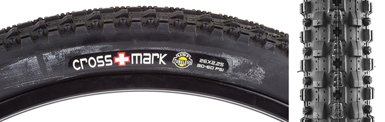 MAXXIS Cross Mark UST