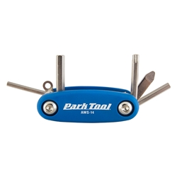 PARK TOOL AWS-14 Mini Folding Hex