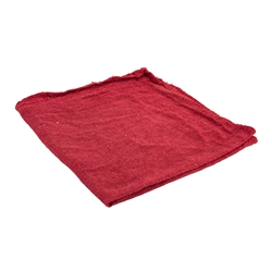 SUNLITE Red Shop Towels