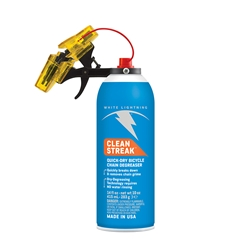 WHITE LIGHTNING The Trigger Chain Cleaner`