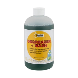 PRO GOLD Degreaser + Wash