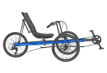 SUN SEEKER Eco-Tad SX Tadpole SUN SEEKER, Eco-Tad SX, Tadpole, Recumbent, Trike, tricycle
