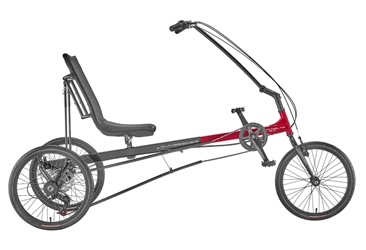 SUN SEEKER Eco-Delta SX SUN SEEKER, Eco-Delta SX, Delta, Style, Recumbent, Trike, Tricycle