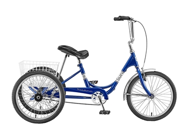 SUN BICYCLES Traditional 20 SUN BICYCLES, Traditional 20, Recreational, Adult, Trike, Tricycle