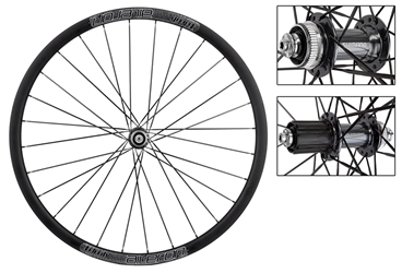 WHEEL MASTER 700C Alloy Road Disc Double Wall