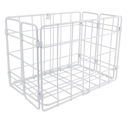 WALD PRODUCTS Folding Rear Basket