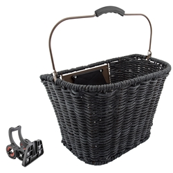 SUNLITE Deluxe Wicker QR Basket