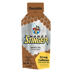 HONEY STINGER Organic Energy Gel Box of 24