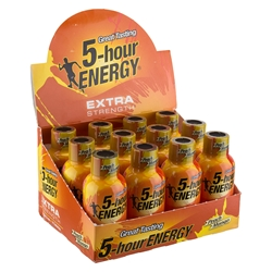 5 HOUR ENERGY 5-Hour Energy Extra Strength