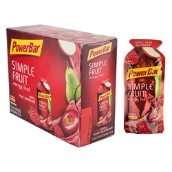 POWERBAR Simple Fruit Gels