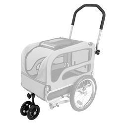 SUNLITE Pet Trailer Stroller Conversion