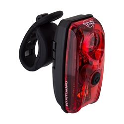 PLANET BIKE Superflash 65R Bike Tail Light