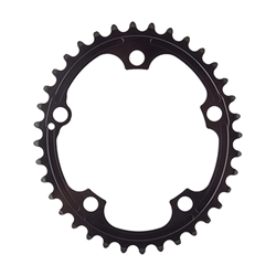 ABSOLUTE BLACK Oval 110 BCD 2X Sram
