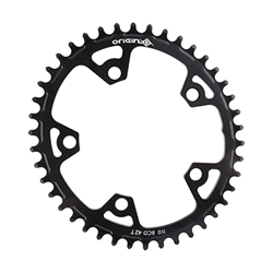 ORIGIN8 Holdfast Oval 1x Chainring 110mm BCD