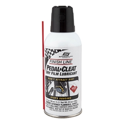 FINISH LINE Pedal & Cleat Dry Film Lube